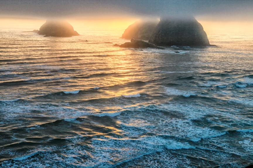 квадратные волны, перекрестные волны, cross waves