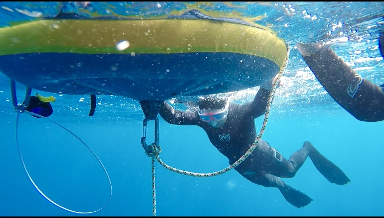 правила безопасности при нырянии